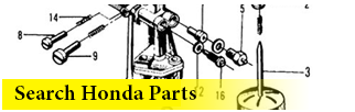 Honda Outboard Parts